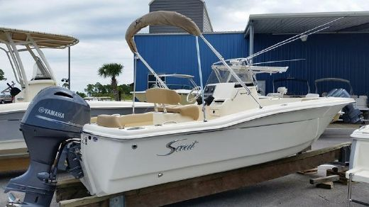 2016 Scout Boats 195 SF