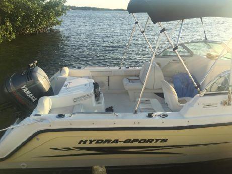 2005 Hydra-Sports 20 Ocean DC