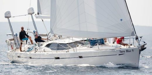 2010 Oyster 54