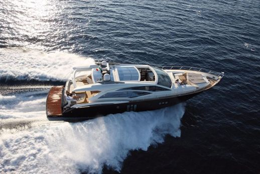2010 Absolute Yachts ABSOLUTE 70 SPORT YACHT