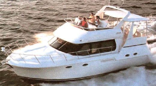 1999 Carver 406
