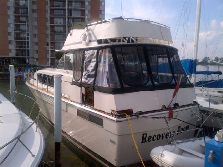 1980 Chris Craft 410 Motor Yacht