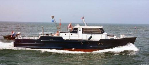 1991 Ex Patrol Rebuild to seagoing yacht