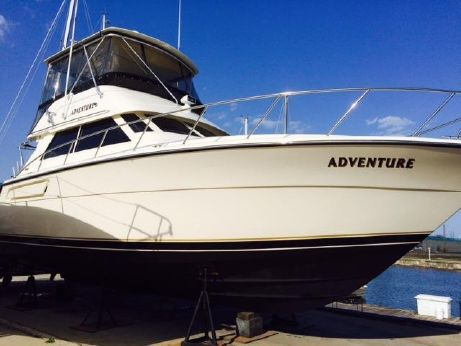 1995 Tiara 4300 Convertible Sport Fisherman