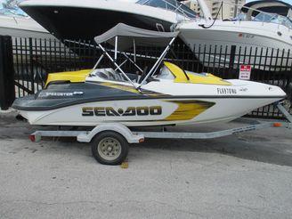 2008 Sea-Doo Speedster