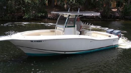 2001 Scout Boats 280 Sportfish Center Console