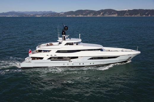 2015 Baglietto Custom 46m