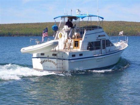 1986 Island Gypsy Trawler