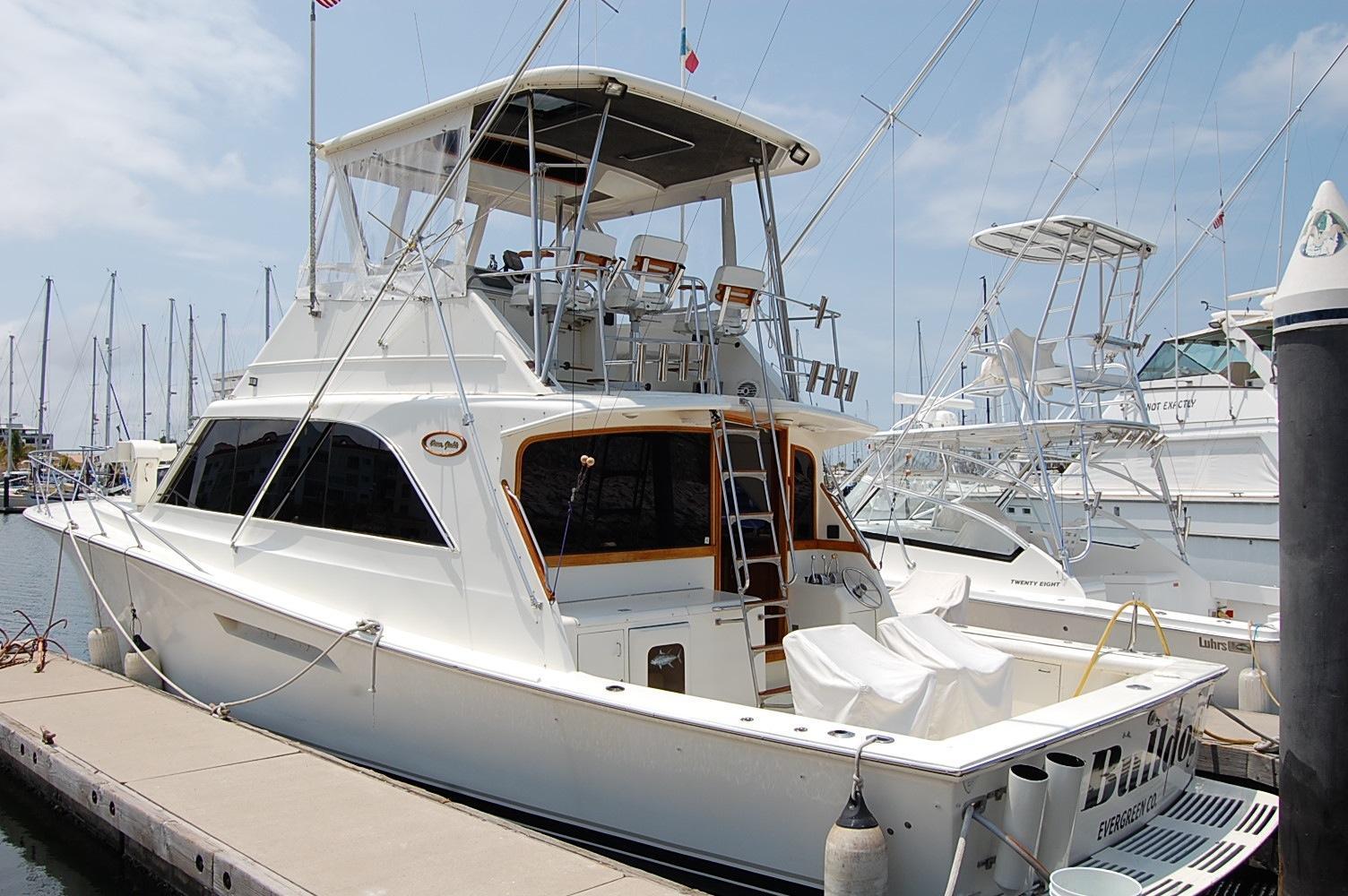 48' Ocean Yachts Super Sport