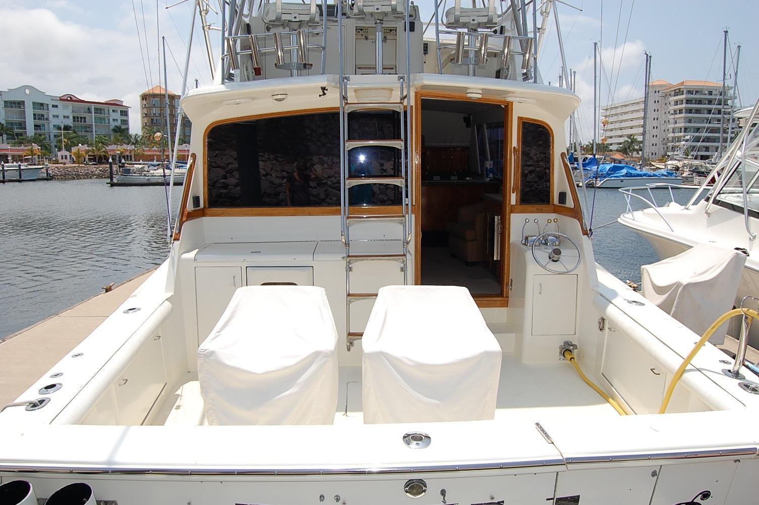 48' Ocean Yachts Super Sport+Photo 15