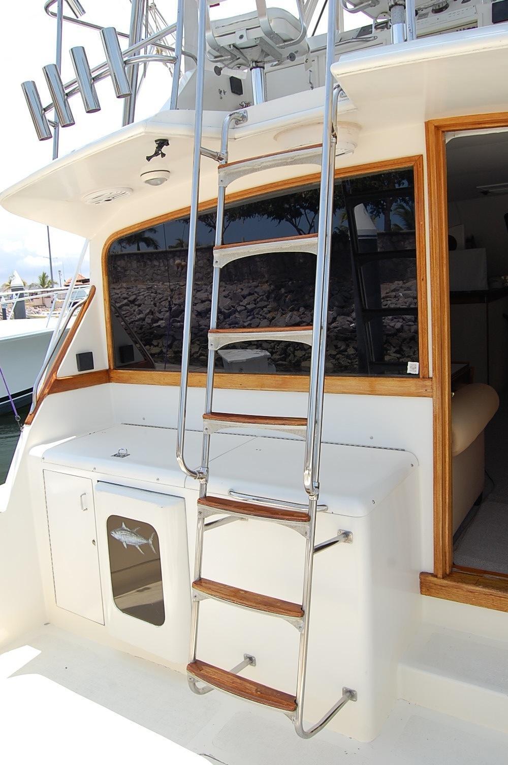48' Ocean Yachts Super Sport+Photo 77