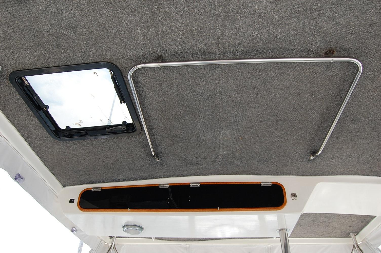 48' Ocean Yachts Super Sport+Speakers Port Side