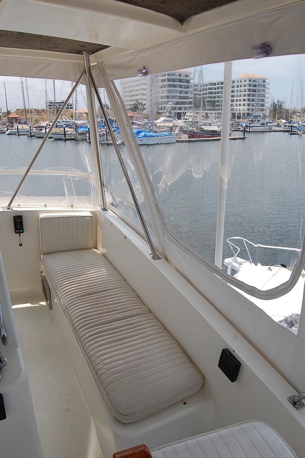 48' Ocean Yachts Super Sport+Out Riggers Port