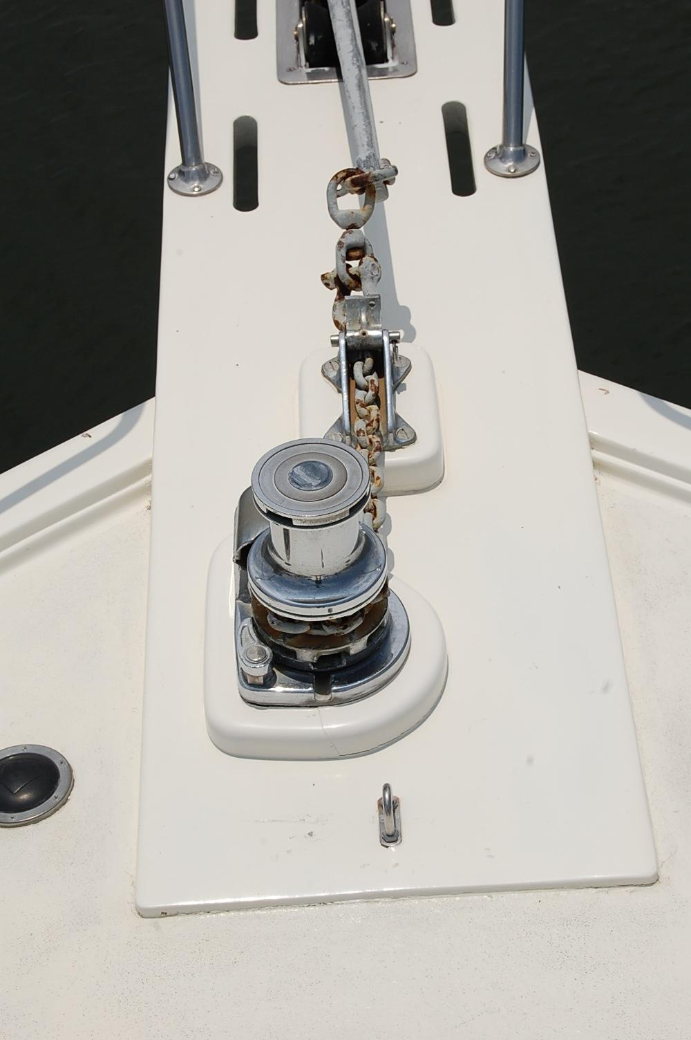 48' Ocean Yachts Super Sport+New Hatch Cover