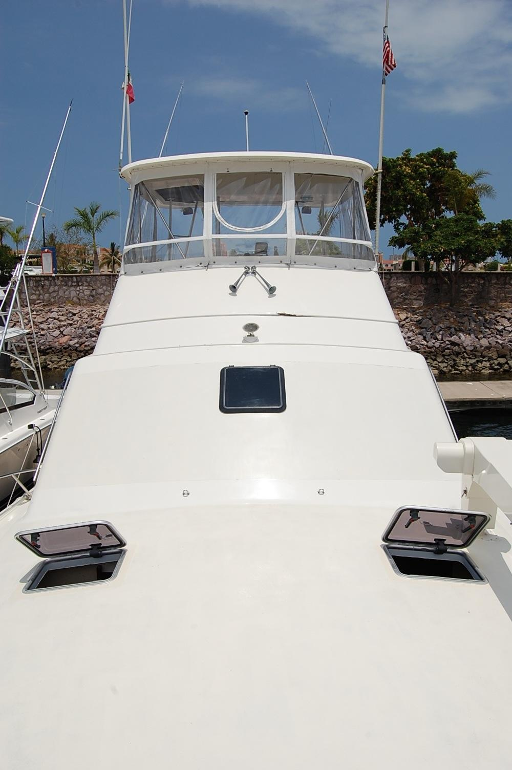 48' Ocean Yachts Super Sport+Bow Pulpit