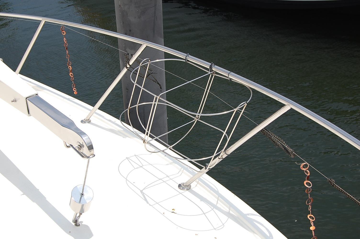 48' Ocean Yachts Super Sport+Photo 124