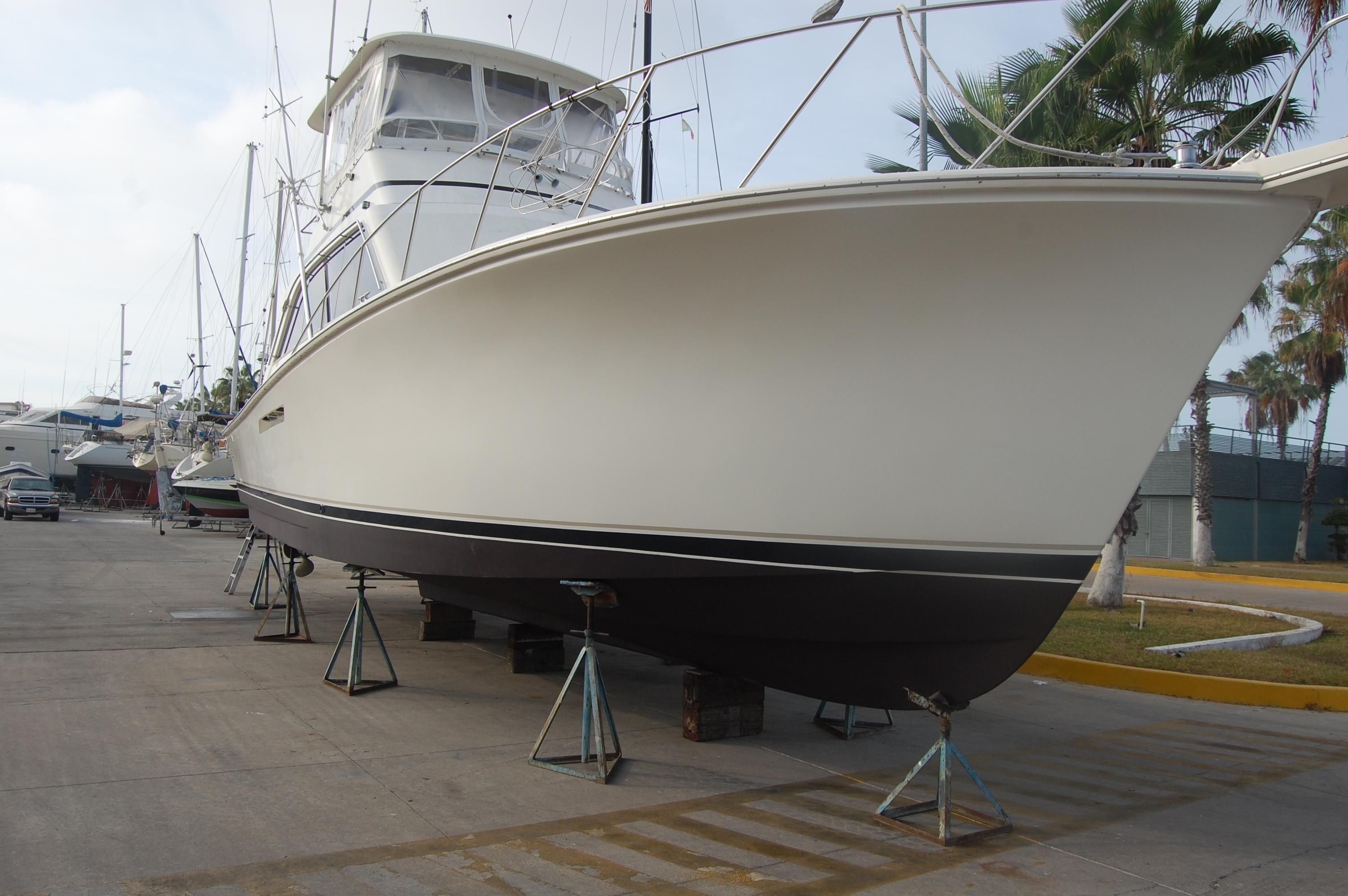 48' Ocean Yachts Super Sport+Plate