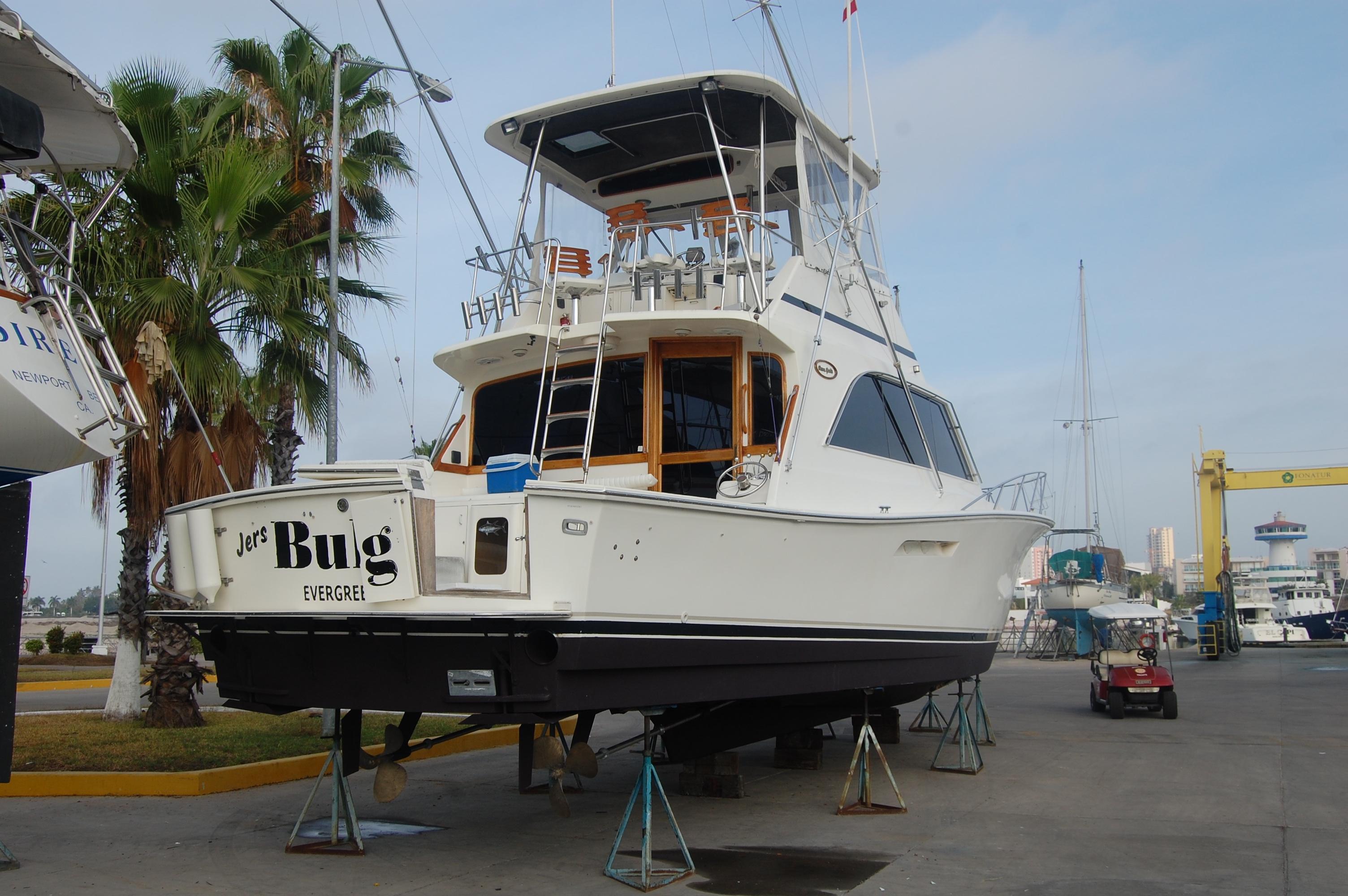 48' Ocean Yachts Super Sport+Photo 6