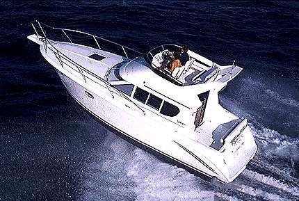 1998 Silverton 312 Sedan Cruiser