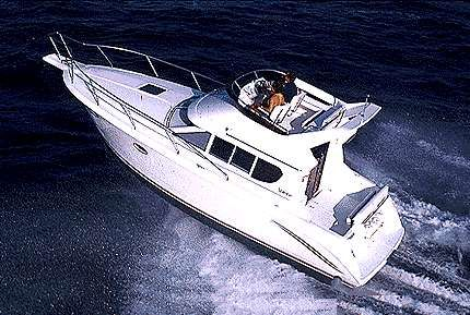 1995 Silverton 312 Sedan Cruiser