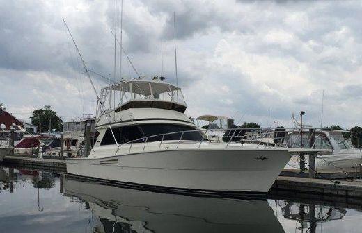 1989 Viking Yachts 45 Convertible