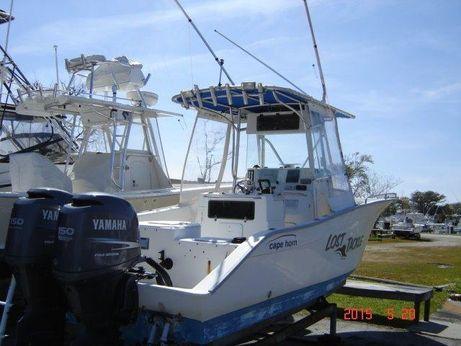 2005 Cape Horn 24 Offshore CC