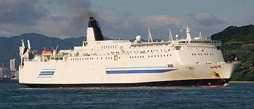 1985 Custom Fast ROPAX Ship