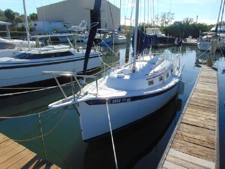 1988 Seaward 24 Sailboat