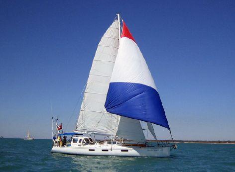 1995 Sundeer 60 sloop