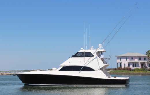 2005 Riviera ENCLOSED FLYBRIDGE