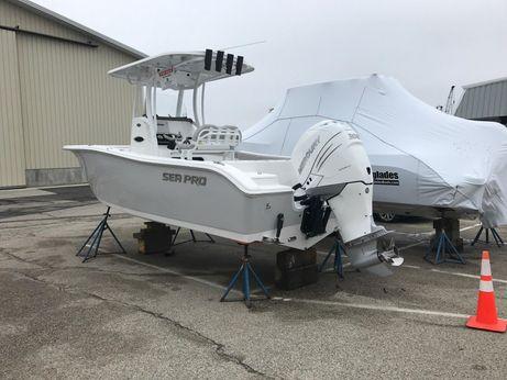 2017 Sea Pro 239CC
