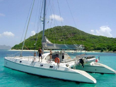 2001 Outremer Standard 50 Extended to 55