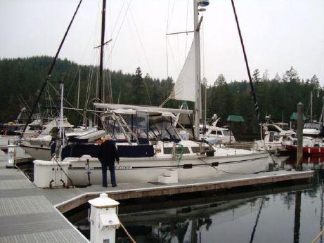 1992 Hunter 42 Passage