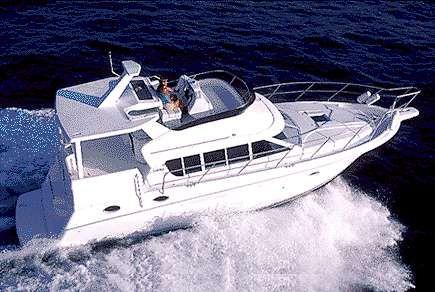 1996 Silverton 402 Motor Yacht