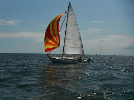 1974 Sea Sprite 23 Sloop-C. E. Ryder