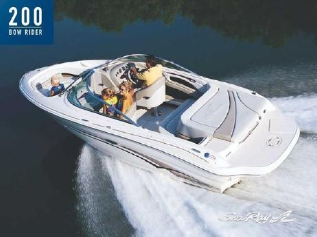2004 Sea Ray 200 Bow Rider