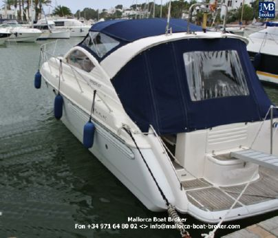 1997 Fairline Targa 37