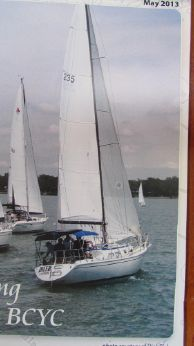 1986 Ericson 35-3