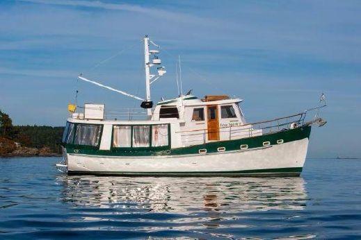 1991 Kadey Krogen 42 Pilothouse Trawler