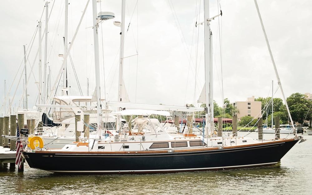 1990Alden Yachts CC Ketch