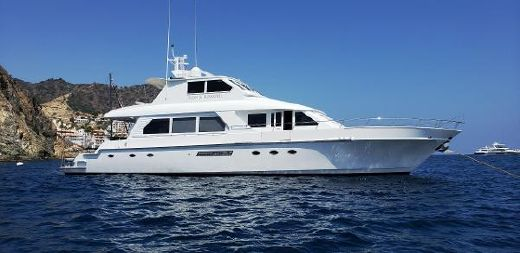 Forbes Cooper 80' Motor Yacht