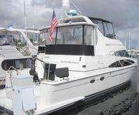 2004 Carver 444ES Cockpit Motor Yacht