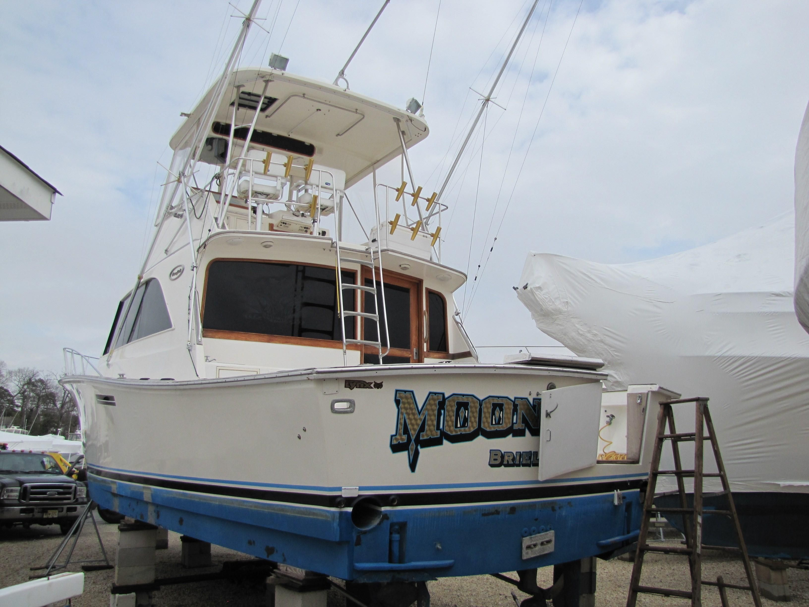 1986 ocean yachts 46 super sport power boat for sale www for Ocean yachts 48 motor yacht for sale