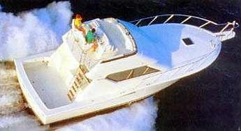 1999 Hatteras 39 Convertible