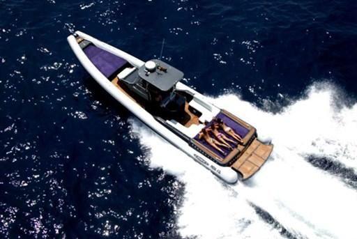 2008 Stil Nautica Srl Stilmar 42