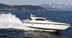 2006 Overmarine Mangusta 72