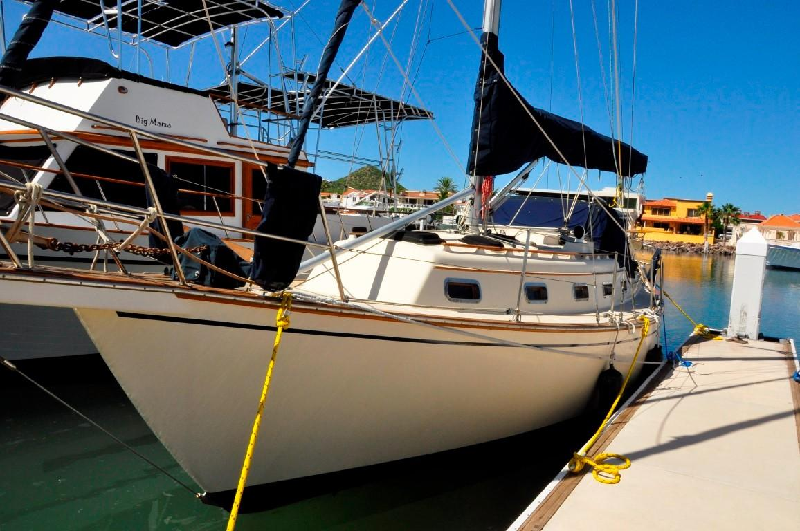 32' Island Packet 32+Boat for sale!