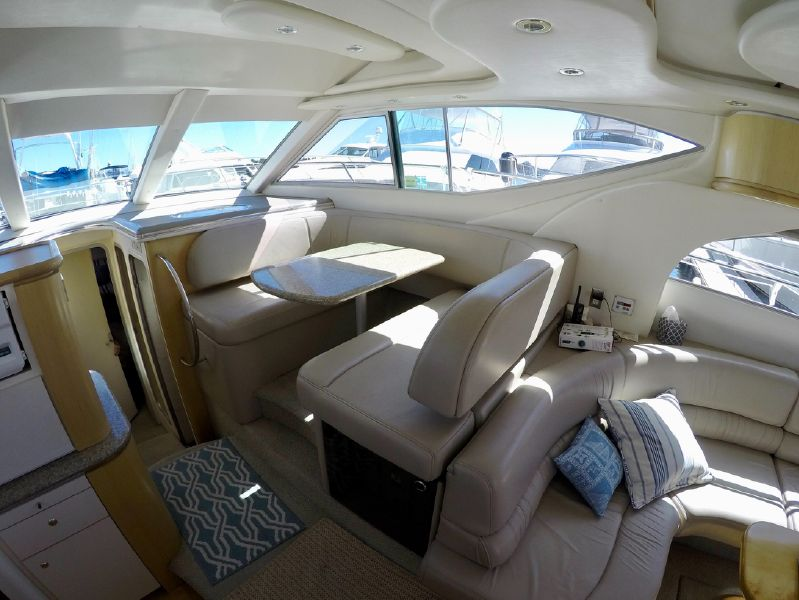 Maxum 4600 SCB Yacht for sale in the San Diego Marriott Marina
