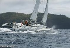 2001 Quorning Dragonfly Trimaran 1200