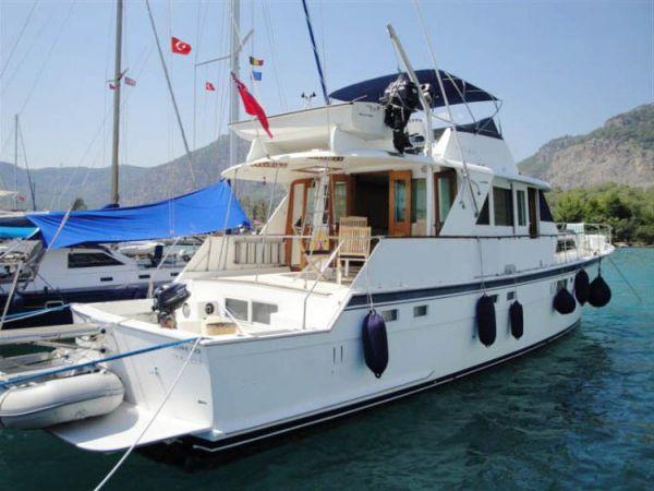 1972 Hatteras Fisherman 58 Power Boat For Sale Www